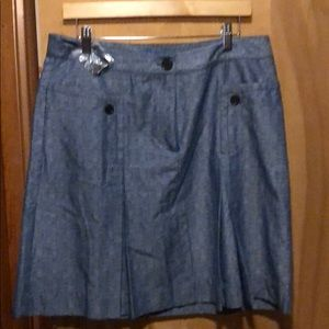 Derek Lam Mini Skirt